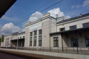 dworzec w Zawierciu