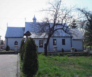 Kaplica w Otoli - stan obecny