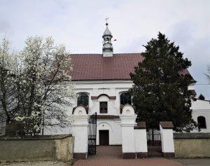 Kościół w Dmeninie