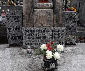 Grobowiec rodziny Blajerów w Zawierciu