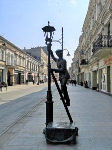 Ulica Piotrkowska - obecnie