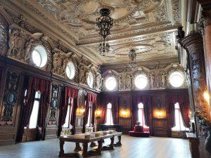 Wnętrze Pałacu Poznańskiego